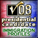 Find out where candidates stand on immigration issues