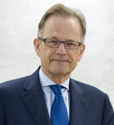 Michael Møller, Director-General of the United Nations Office at Geneva Syrian Migrants Not Refugees