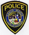 Santa Maria Police California Immigration Detainer Requests