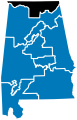 Alabama 05 District Map
