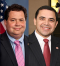 Rep. Blake Farenthold (R-Texas) and Henry Cuellar (D-Texas) CUBA Act